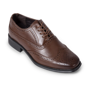 Brown Derby Shoe for retail